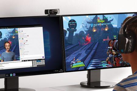 mejores webcams para streamings y gaming