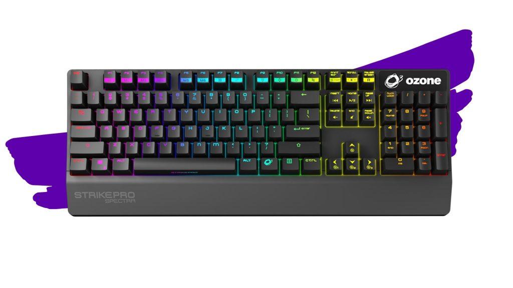 mejores teclados gaming 2020 ozone