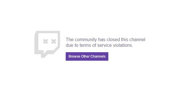 Baneos en Twitch: ¿qué está prohibido en Twitch?
