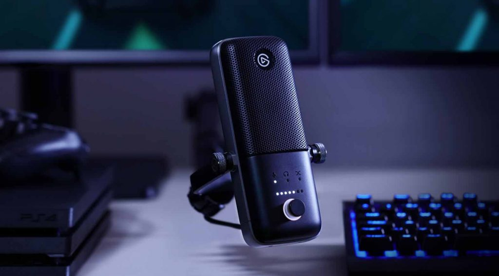 micrófono elgato wave 3 review
