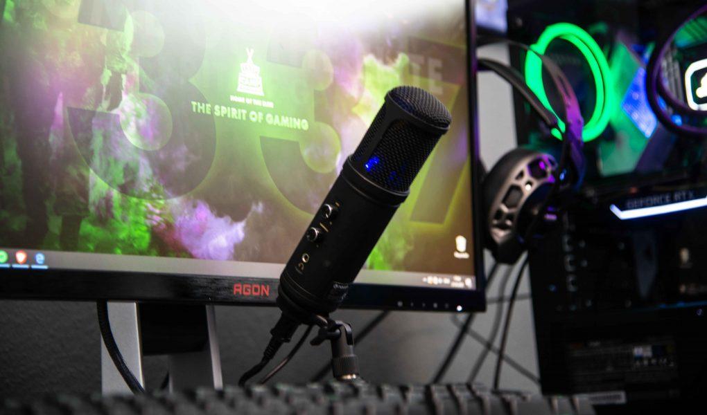 micrófonos para streaming baratos