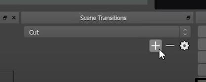 Cómo poner escenas de transición en el OBS para Twitch y Youtube