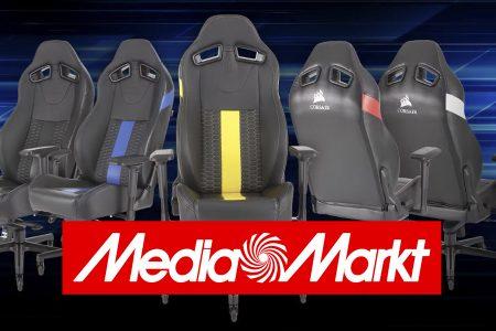 mejores sillas gaming media markt