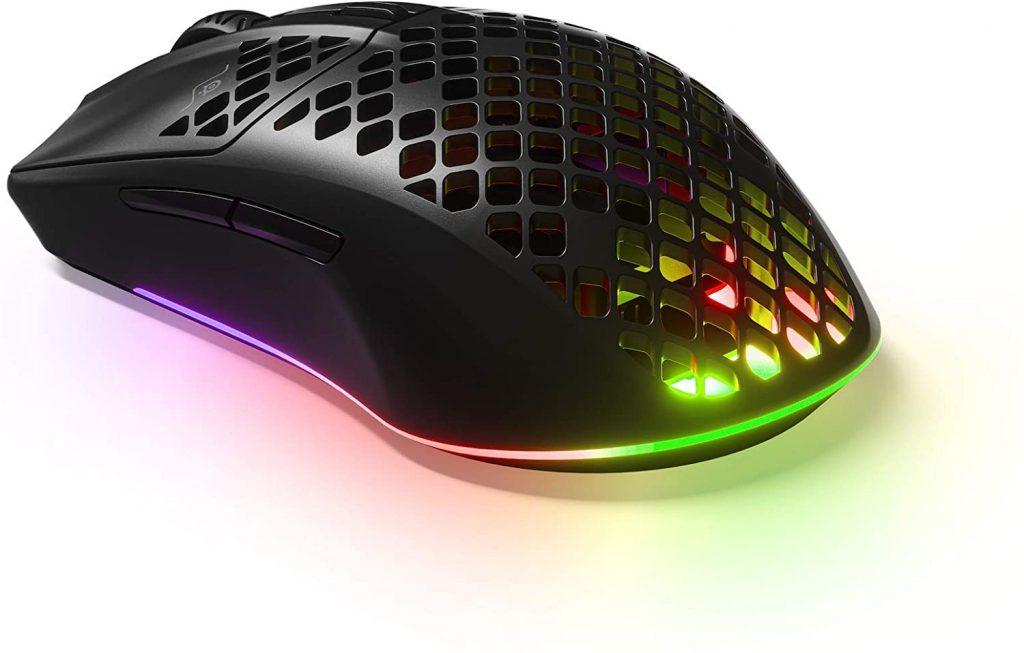 Reseña del ratón Aerox 3 Wireless de SteelSeries