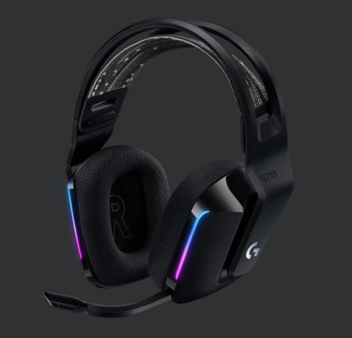 Reseña de los auriculares G733 de Logitech