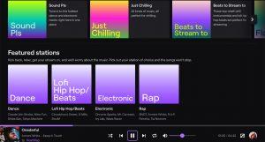 qué es soundtrack by twitch